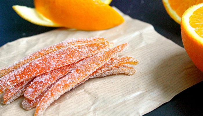 """Món mứt vỏ cam chắc chắn sẽ tạo ra cho bạn một hương vị độc đáo hơn trong dịp tết vốn đã quá """"sợ"""" những món truyền thống"""