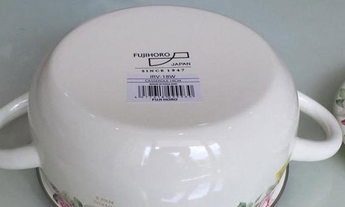 Nồi Fujihoro IRV-18W phù hợp mọi loại bếp