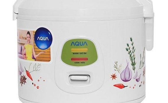 Nồi cơm điện Aqua ARJ-VM10A sử dụng bền