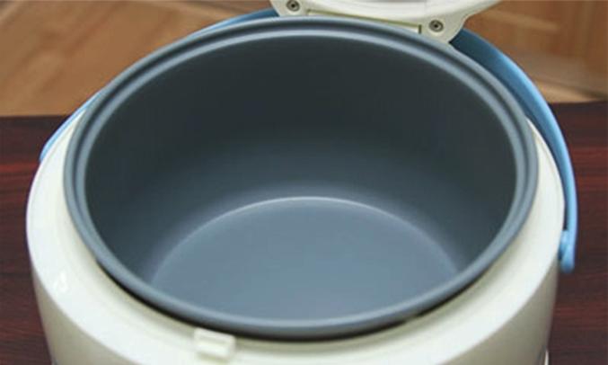 nồi cơm điện Happy Cook HC-120 1.2 lít an toàn