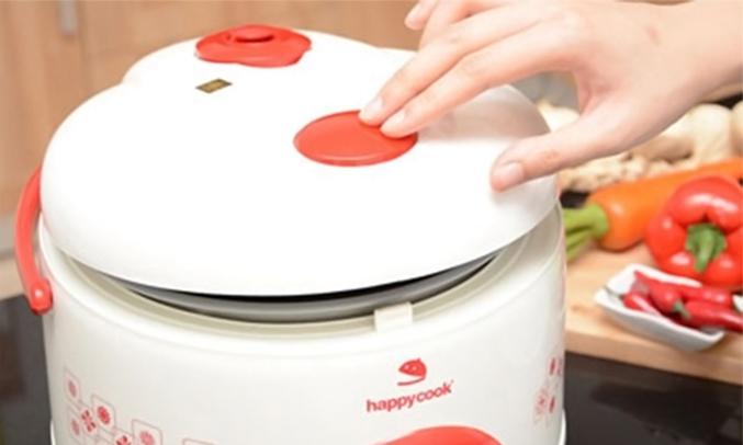 Nồi cơm điện Happy Cook HC-180A 1.8 lít dung tích lớn
