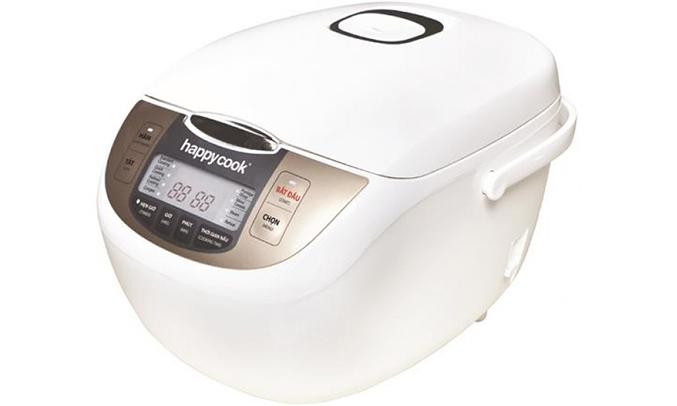 Nồi cơm điện Happy Cook Rico 1.8 lít HCJ-180D cao cấp
