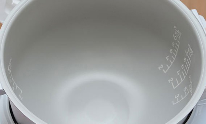 Nồi cơm điện Happy Cook Rico 1.8 lít HCJ-180D dễ vệ sinh