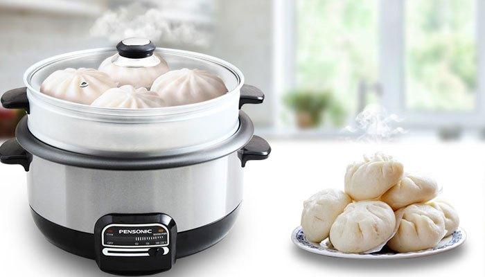Lẩu điện đa năng có thể nấu được rất nhiều món