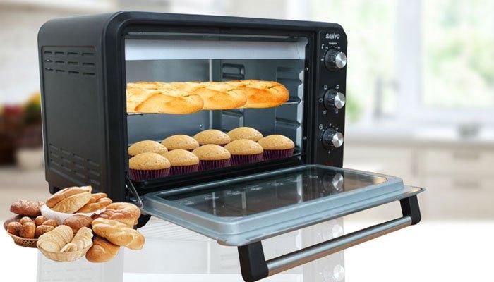 Lò nướng là thiết bị cần thiết khi làm bánh