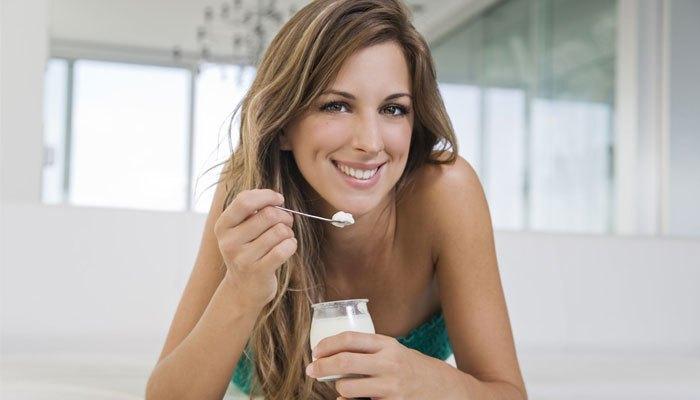 Làm sữa chua nhanh chóng bằng máy làm sữa chua