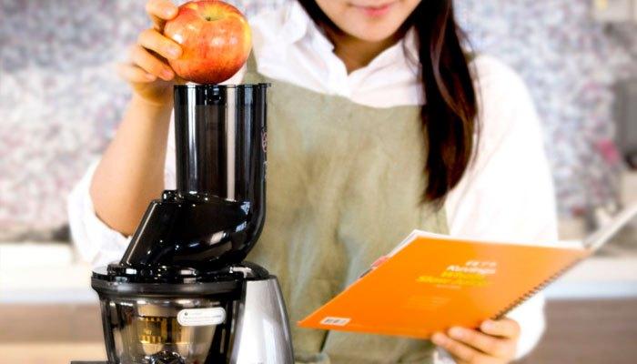 Đọc kĩ hướng dẫn sử dụng máy ép trái cây