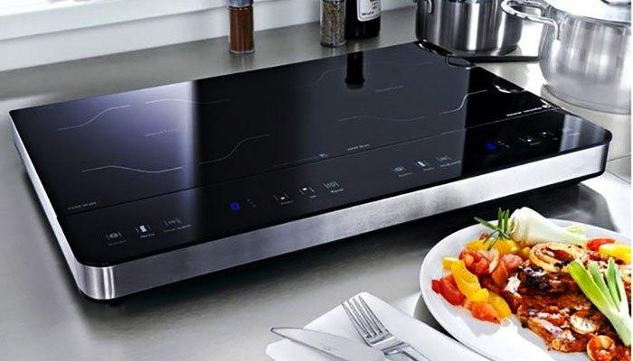 Bếp điện từ dương sẽ dễ dàng di chuyển