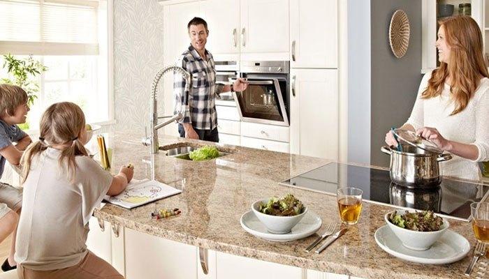 Mua bếp điện từ tại nơi uy tín để đàm bảo an toàn và chất lượng