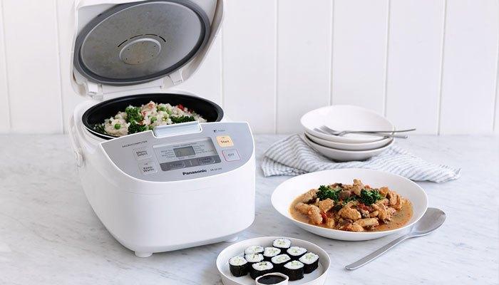 Khắc phục ngay sự cố của nồi cơm điện, để bữa cơm gia đình luôn thơm ngon và an toàn