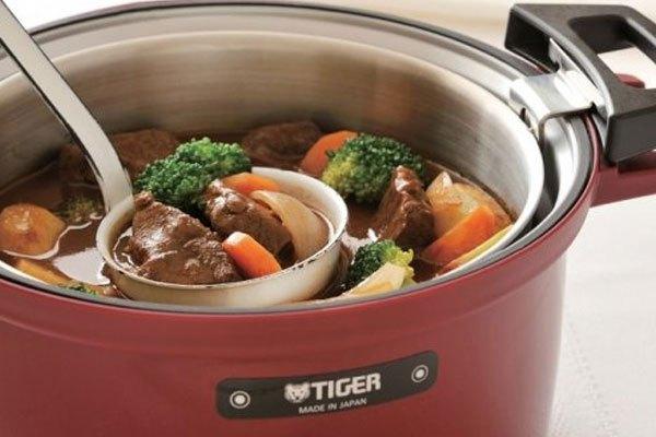 Dùng nồi ủ nấu ăn ngon hơn