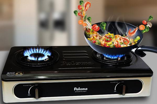 Lựa chọn bếp gas Paloma chính hãng sẽ góp phần bảo vệ an toàn gia đình bạn