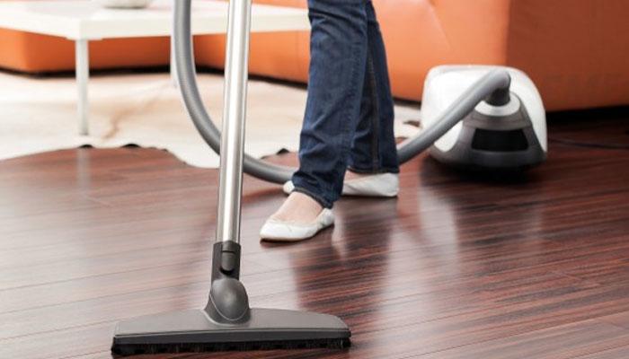 Sàn nhà là nơi luôn luôn bẩn nếu bạn không quan tâm làm sạch