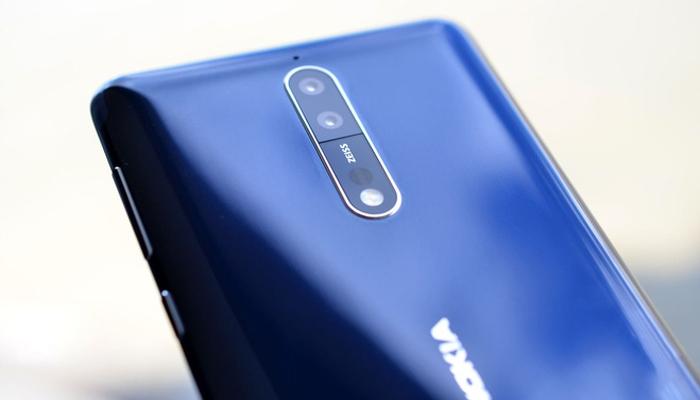 Nokia 8 sở hữu camera kép cảm biến 13MP
