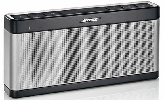 Loa Bose Soundlink III âm thanh mạnh mẽ