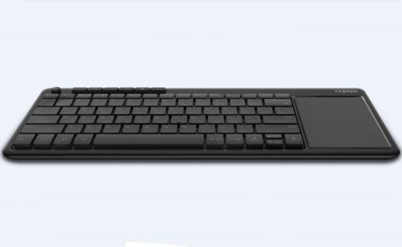 Bàn phím không dây Rapoo K2600 kí tự in không phai theo thời gian