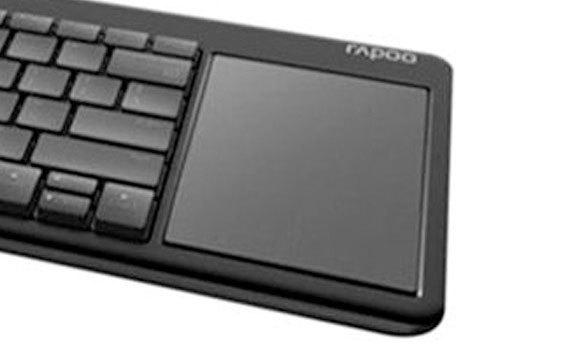 Bàn phím không dây Rapoo K2600 chống chịu va đập tốt
