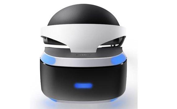 Kính thực tế ảo Sony playstation VR CUH-ZVR1 HX thiết kế hiện đại, chơi game hấp dẫn