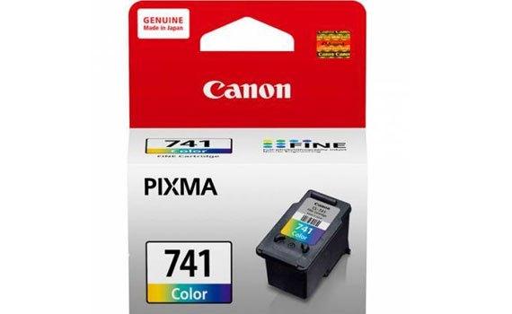 Mực in phun Canon CL-741 chất lượng cao