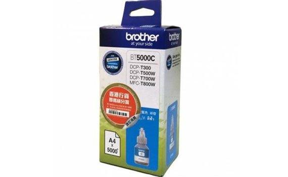 Mực in phun Brother BT5000C cao cấp, chất lượng