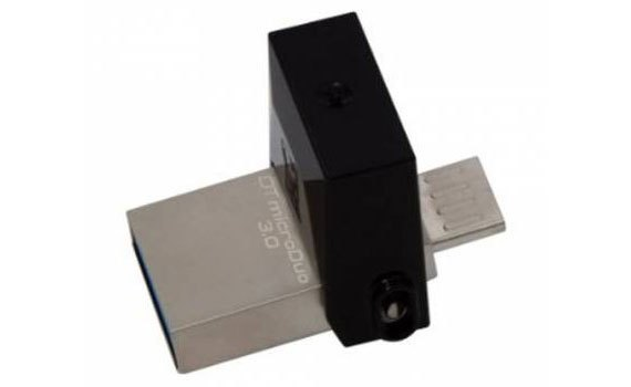 USB Kingston 16GB DTDUO3 nhỏ gọn, chắc chắn