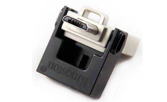 USB Kingston 16GB DTDUO3 sử dụng tiện lợi