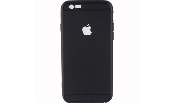Ốp dẻo viền bóng Genshai Iphone 6 GC02 đen chính hãng