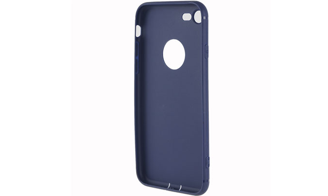 Ốp dẻo viền bóng Genshai Iphone 7 GC02 đen giá tốt