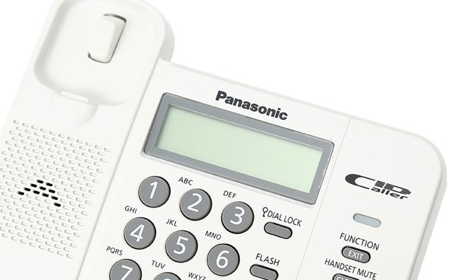 Điện thoại bàn Panasonic KXTS 560 màn hình LCD