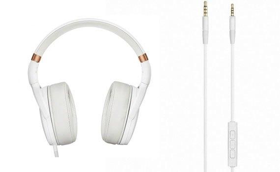 Tai nghe Sennheiser HD4.30i được trang bị dây chống rối