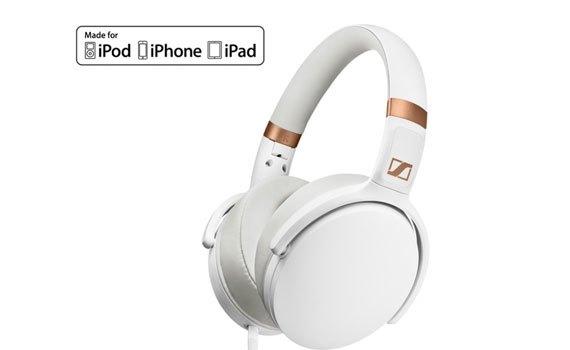 Tai nghe Sennheiser HD4.30i cho âm thanh chuẩn xác