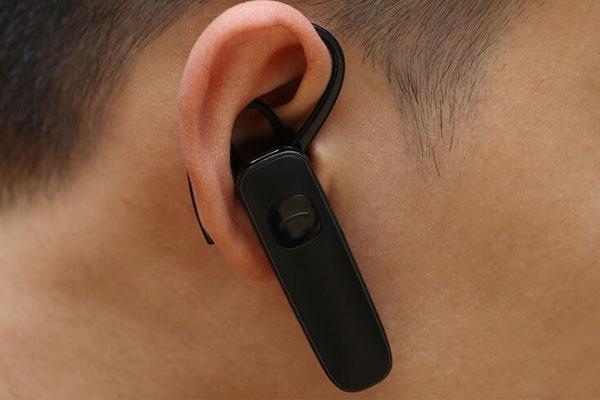 Sau vài lần sử dụng, bạn sẽ quen với tai nghe Bluetooth sớm thôi