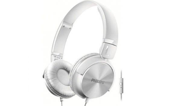 Tai nghe Philips SHL3065 có thiết kế hiện đại, nhỏ gọn, sang trọng