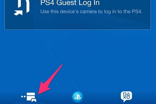 Mở ứng dụng PlayStation App trên điện thoại -> chọn Connect to PS4, nhập đoạn mã đang hiện trên tivi để bắt đầu kết nối.