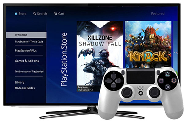Việc PS4 và tivi đồng thời cùng bật sẽ giúp bạn tiết kiệm kha khá thời gian và dành chúng trọn vẹn cho việc giải trí đấy!