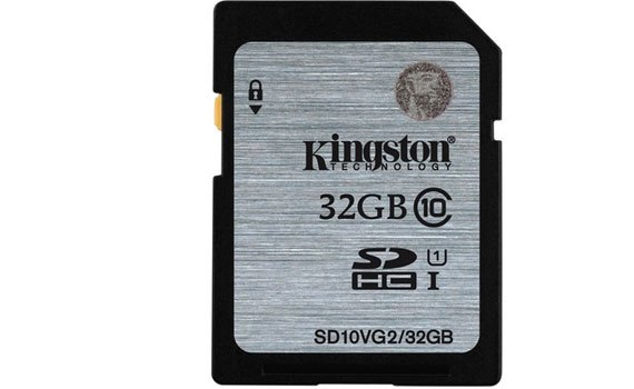 Thẻ nhớ Kingston 32GB SDHC Class 10 UHS-I SD10VG2 chính hãng, giá rẻ tại nguyenkim.com