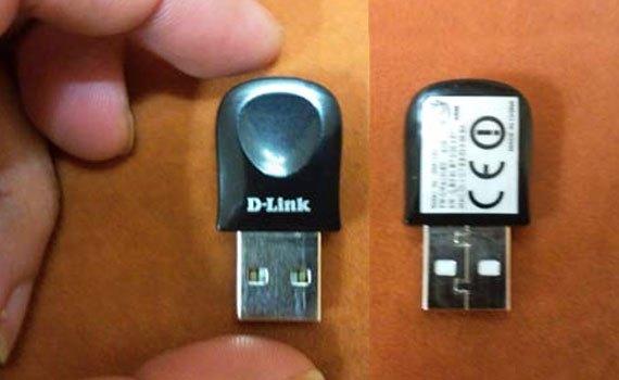 USB Nano DLINK-DWA131 có độ bền cao ấn tượng