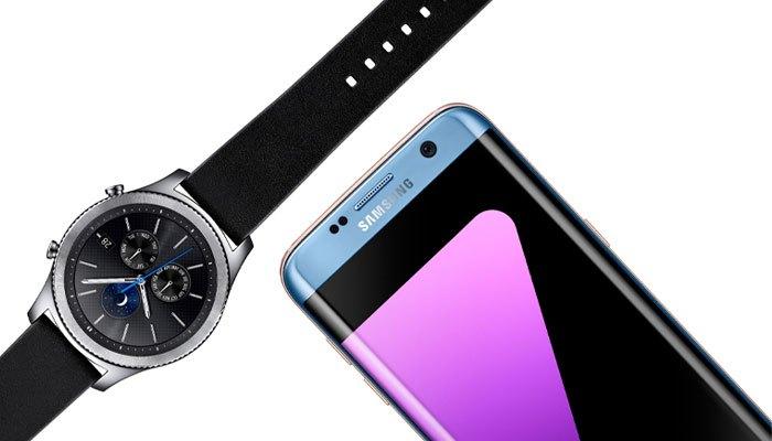 Trong khi đồng hồ Gear S3 Classic toát lên phong cách cổ điển, lịch lãm