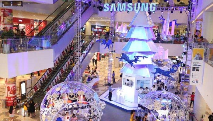 Trải nghiệm không gian ảo cùng Samsung