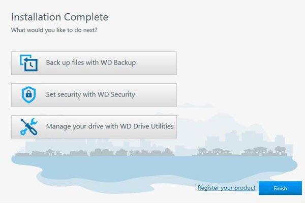 Cả ba ứng dụng đều sẽ xuất hiện trên desktop cho bạn thuận tiện sử dụng