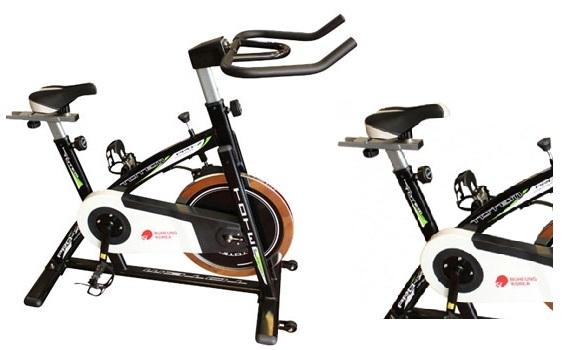 Máy tập xe đạp Buheung MK-218 chức năng điều chỉnh ưu việt