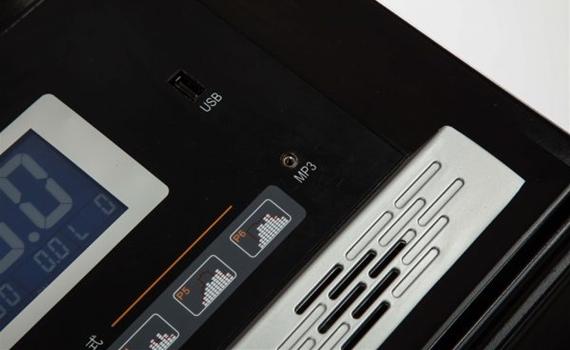 Máy chạy bộ Poongsan PM-889 màn hình LCD 15 inch