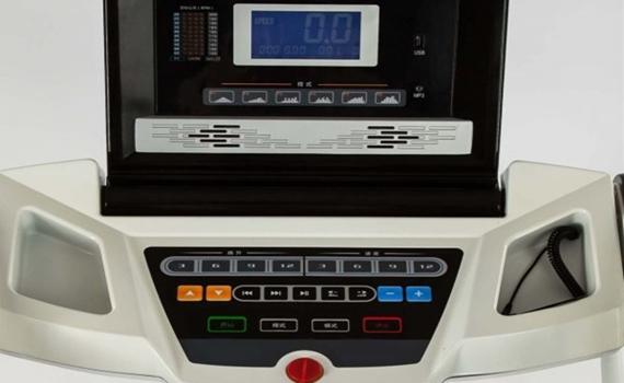 Máy chạy bộ Poongsan PM-889 hệ thống 15 chương trình mặc định
