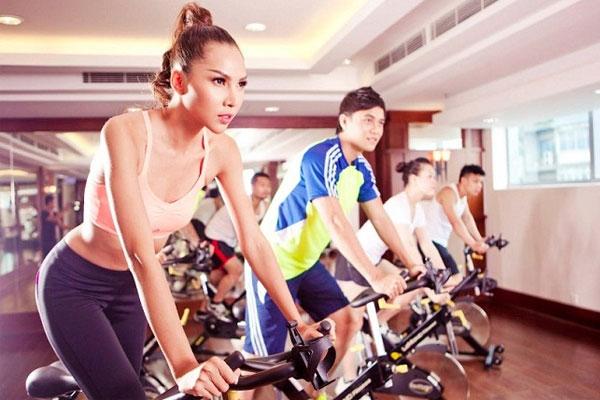 Bạn sẽ được tận hưởng cảm giác đạp xe tuyệt vời ngay trong chính căn nhà của bạn