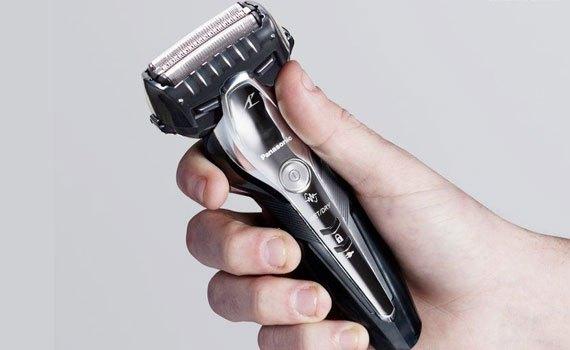 Máy cạo râu Panasonic ES-ST2N-K751 có thiết kế hiện đại