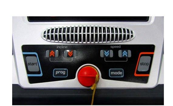 Máy tập chạy bộ Buheung MK-216 có khóa an toàn