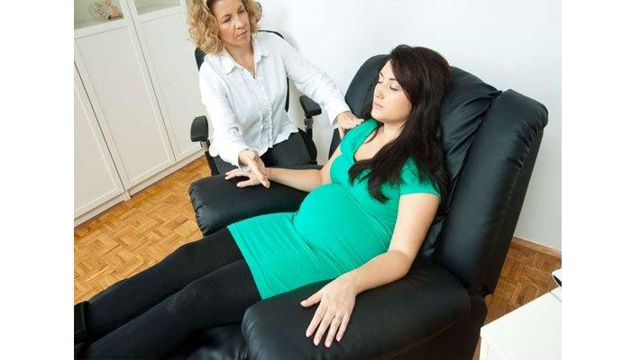 Ghế massage thích hợp với người có vấn đề về huyết áp