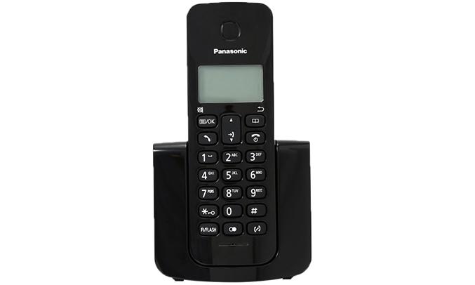 Điện thoại không dây Panasonic KX-TGB110 nhỏ gọn