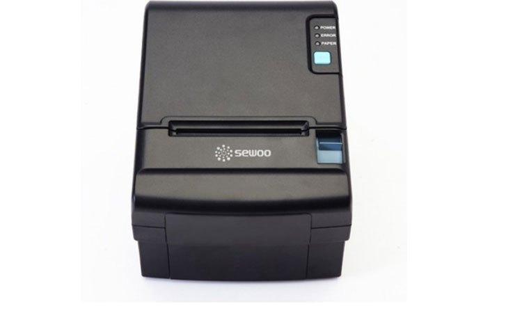 Máy in hóa đơn Sewoo T20EB kết nối tiện lợi, dễ sử dụng