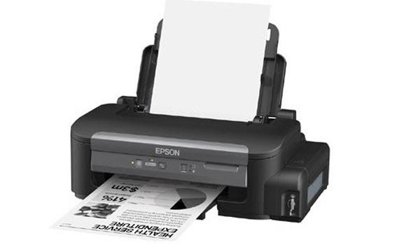 Máy in phun Epson M100 thiết kế sang trọng